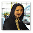 Eun-Jung Kim, translator and interpreter in Dutch, English and Korean in Belgium