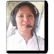 Nazgul Balmukhanova, translator and interpreter in Dutch, French, Kazakh and Russian