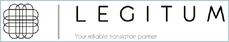 Legitum Language Services - translation agency in Brussels, Belgium